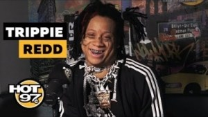 Trippie Redd Talks New Music, Xxxtentacion & More On Hot 97
